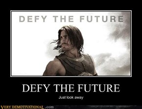 DEFY THE FUTURE