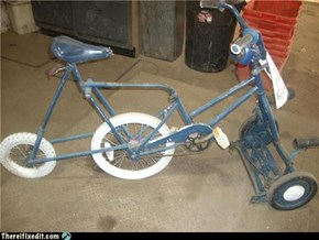Billy Wanted A New Bike. Mom Wanted Free Labor.