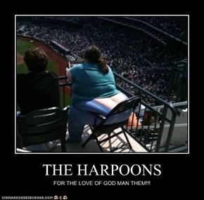 THE HARPOONS
