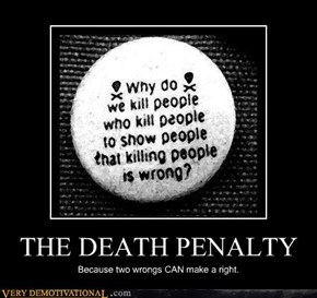 THE DEATH PENALTY