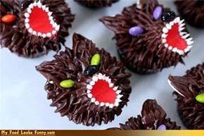 Teen Wolf Cupcake