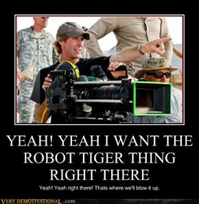 Michael Bay Is a Strange Guy