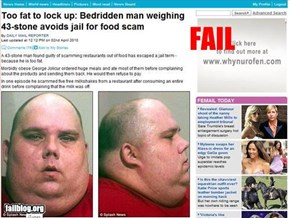 Fat Fail