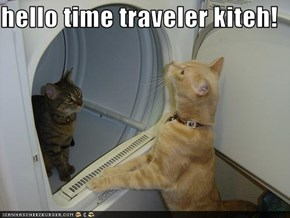 hello time traveler kiteh!
