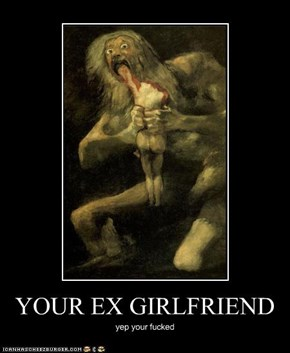 YOUR EX GIRLFRIEND