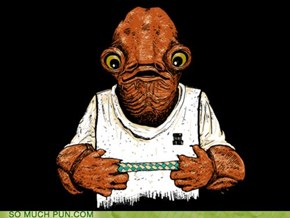 Oh Ackbar, Shouldn't You Know Better?