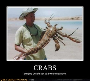 Do You Have Crabs?