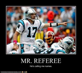 MR. REFEREE