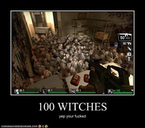 100 WITCHES