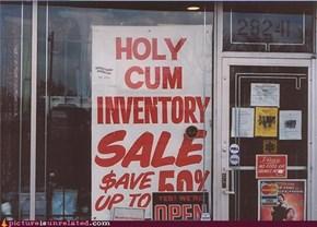 WTF Sale???
