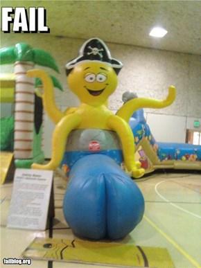 Inflatable Fail