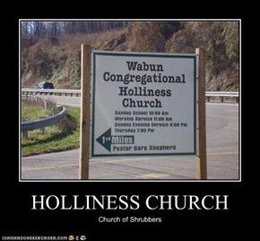 HOLLINESS CHURCH
