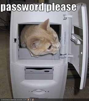 password please