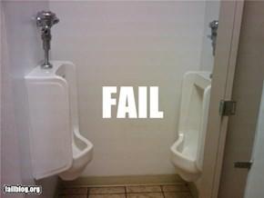 Personal Space Fail