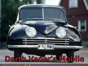 Darth Vader's Mobile