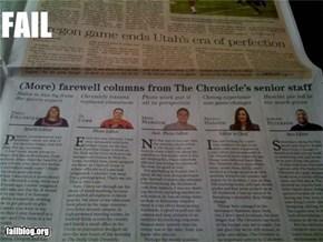 Farewell Fail