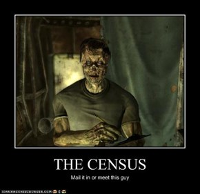 THE CENSUS