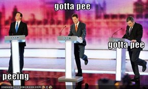 gotta pee gotta pee  peeing