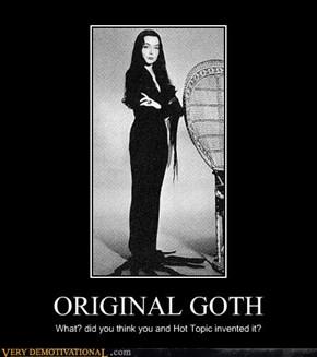 OG (Original Goth)