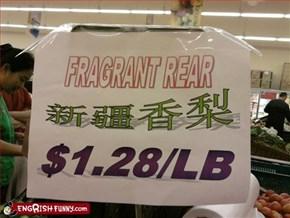 Only $1.28 a pound!