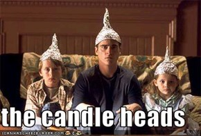 the candle heads
