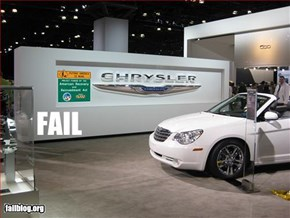 Auto Company Fail or Photoshop Win