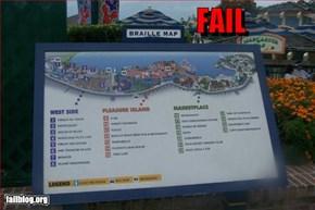 Map fail