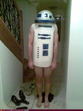 R2D2s New Look