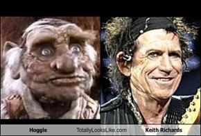 Hoggle Totally Looks Like Keith Richards