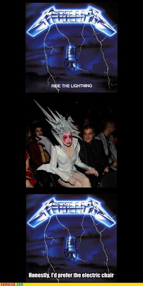 Ride(?) the Lightning