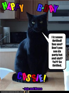 Hapee Birthday Cass!