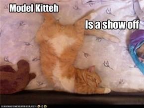 Model Kitteh