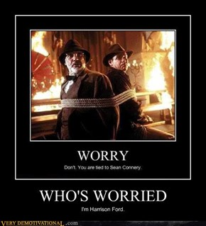 WHO'S WORRIED