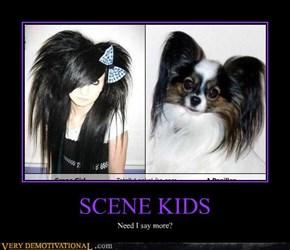 SCENE KIDS