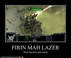 FIRIN MAH LAZER