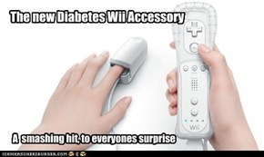 The new Diabetes Wii Accessory