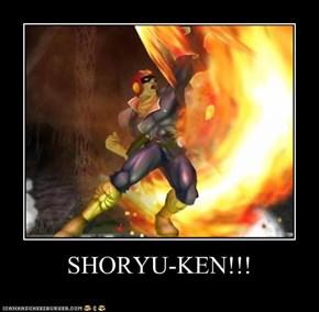 SHORYU-KEN!!!