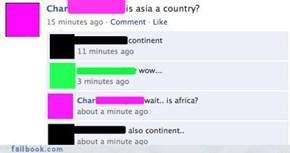 Wait... Is America?