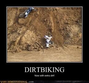 DIRTBIKING