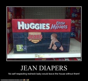 JEAN DIAPERS