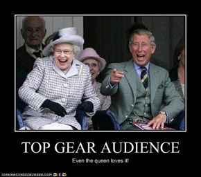TOP GEAR AUDIENCE