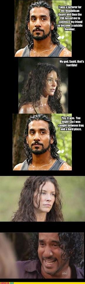 Sayids Story