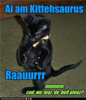 Kittehsaurus