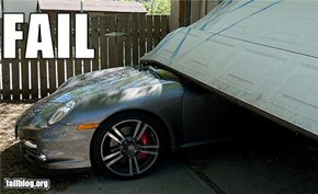 Porsche Fail