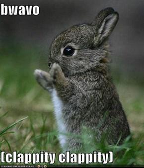Bwavo! (Clappity Clappity)