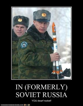 IN (FORMERLY) SOVIET RUSSIA