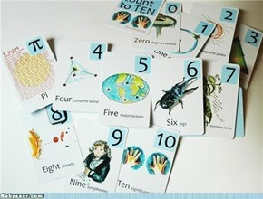 Nerdy Baby Flashcards