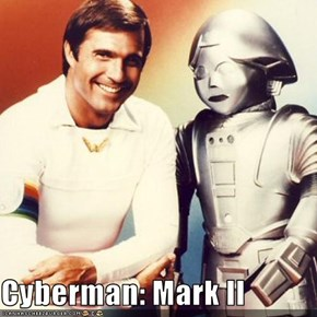 Cyberman: Mark II