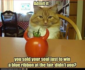 Admit it -