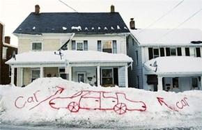 Aspirational Snowbank!